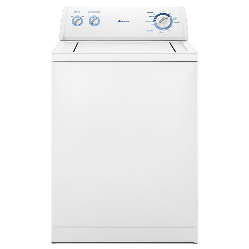 Amana Top-Loading Washer – White