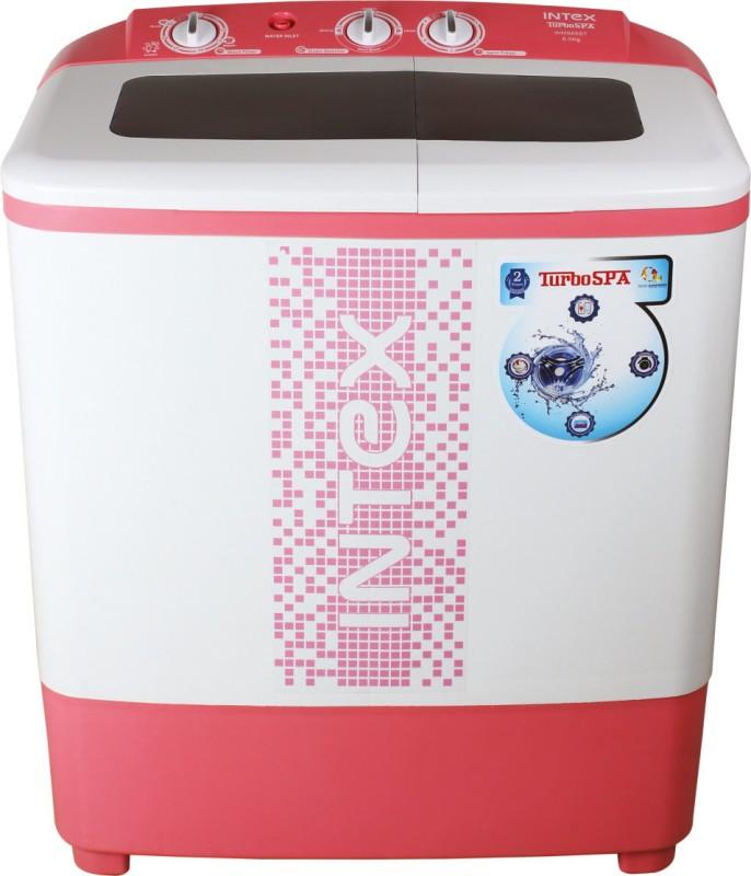 BPL 6.2kg semi automatic top loading washing machine