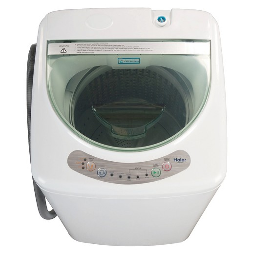 haier hlp21n pulsator 1 cubic foot portable washer buy washing machine. Black Bedroom Furniture Sets. Home Design Ideas
