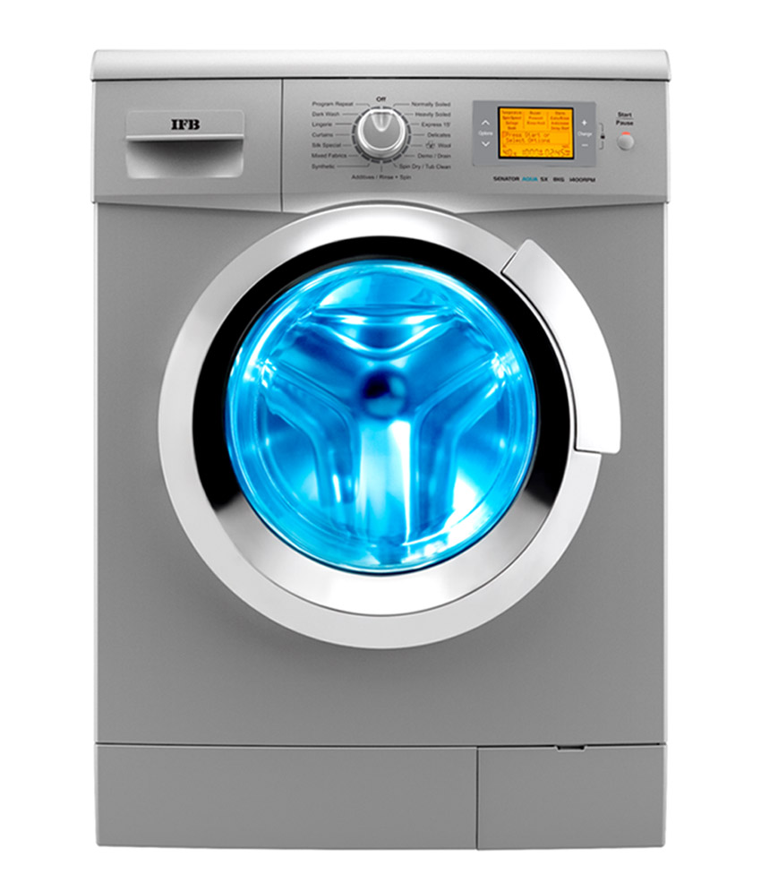 IFB Senator Aqua SX Fully Automatic Front-loading Washing Machine