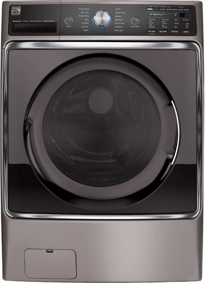 Kenmore 41072 Front Load Washing Machine