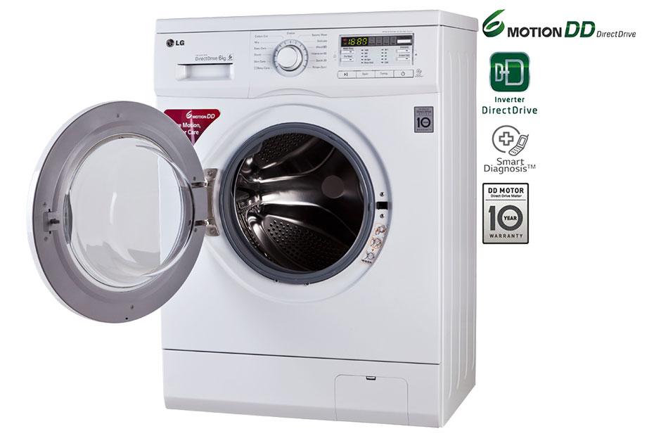 LG FH0B8NDL22 Fully-automatic Front-loading Washing Machine