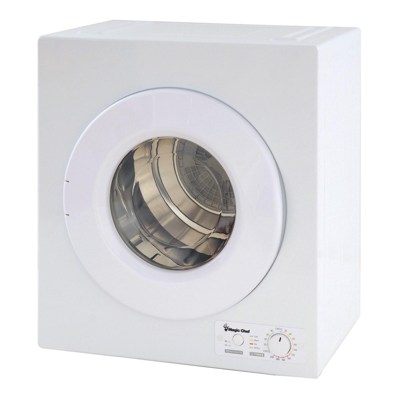 Magic Chef MCSDRY1S 2.6 cu. ft. Laundry Dryer