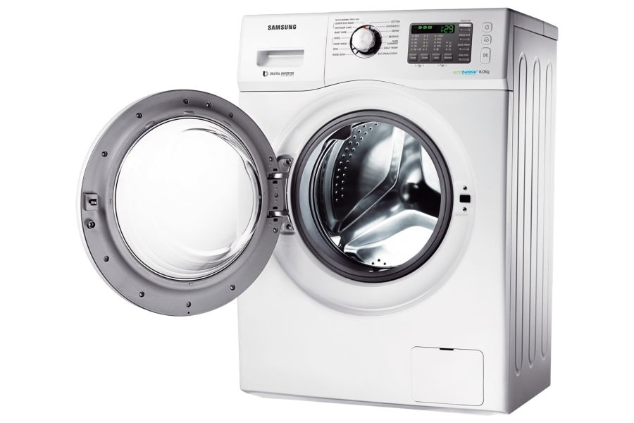 Samsung WF600U0BHWQTL Fully-automatic Front-loading Washing Machine